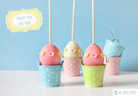 easter cakepops how eggcelent simple easter egg cake pops niner bakes