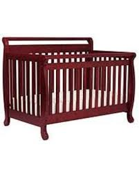Convertible Crib Cherry Slash Prices On Davinci Emily 4 In 1 Convertible Crib Cherry