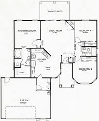 free bungalow floor plans uk