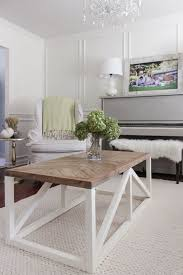 white farmhouse coffee table some gorgeous farmhouse coffee tables to improve in your room