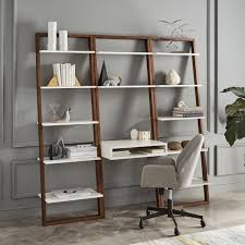 Ladder Desk With Shelves by Best Image Of Ladder Shelf Desk All Can Download All Guide And