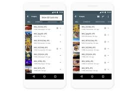 android file associations tweaks files go to make it easier to free up space on your