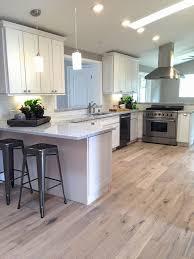 Kitchen Flooring Ideas Remarkable Hardwood Floors In Kitchen And Best 25 Rustic Hardwood