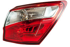 nissan qashqai yellow engine light nissan genuine tail light qashqai j10 rear lamp right o s driver