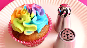 how to decorate cupcakes at home russian ball piping tips product demonstration u0026 tutorial