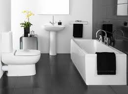 black and white bathroom decor ideas black and white bathroom accessories white laminated base cabinet