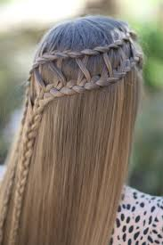 hairstyles only lattice braid combo cute girls hairstyles