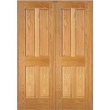 Interior 4 Panel Doors 4 Panel Interior Closet Doors Doors Windows The Home Depot