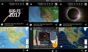 america map for eclipse navigation system 5 solar eclipse apps to grab for aug 21 mnn nature network