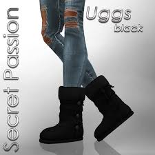 ugg s boots black second marketplace sp ugg boots black