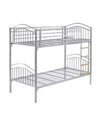 Iron Bunk Bed Metal Bunk Bed Best Bargain Furniture