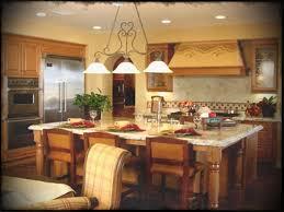 modern country kitchen decorating ideas modern country kitchen ideas with wooden cabinet and countertop