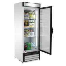 Glass Door Home Refrigerator by Maxx Cold Mxm1 23r Single Glass Door Refrigerator 23 Cu Ft