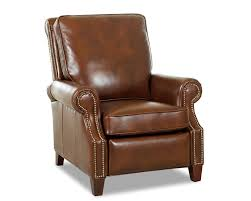 Brown Leather Chair And A Half Design Ideas Furniture Appealing Signature Axiom Leather Chair And A Half