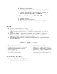 Resume Sample Relevant Coursework by Should I Include Relevant Coursework In A Resume