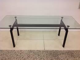 tavoli le corbusier tavolo di le corbusier modernariatomilano design vintage furniture