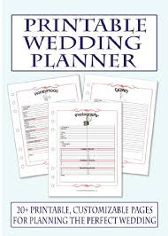 free wedding planner book printable wedding planner cd rom co uk office products