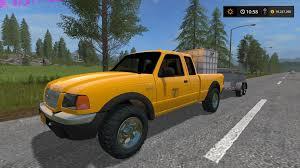 truck ford ranger new york dot ford ranger fs17 farming simulator 17 mod fs 2017 mod