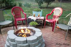 duraflame fire pit 5 outdoor entertaining tips for an easy gathering marty u0027s musings