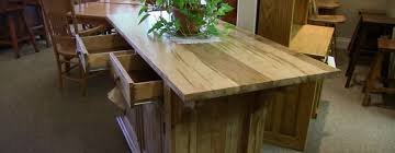 solid wood kitchen island solid wood furniture gallery schomberg