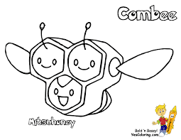 pokemon coloring pages 2 coloring page
