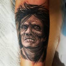 billy butcherson hocus pocus tattoo never get it but it looks