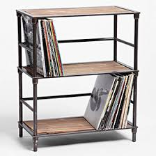 Steel Frame Bookcase 27 Vinyl Record Storage And Shelving Solutions