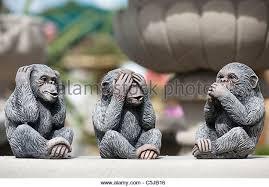 three 3 wise monkeys stock photos three 3 wise monkeys stock
