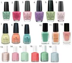opi nail color names colors design quality of materials used