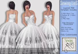 second life marketplace daenerys dress templates full perm