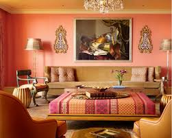 paint color portfolio salmon living rooms apartment therapy