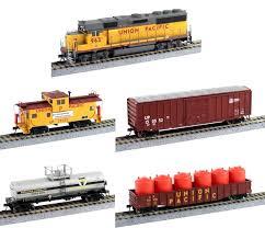 ho scale train sets modeltrainstuff com