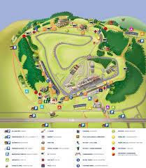 Circuit Court Map Streckenplan Gelaendeplan Formel 1 Red Bull Ring Spielberg 2017 22062017 Jpg
