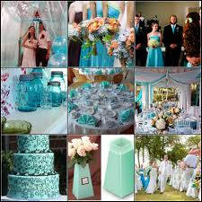 red and turquoise wedding color schemes the best wedding color