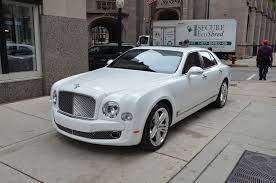 bentley mulsanne 2014 bentley mulsanne white