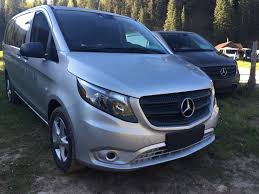 mercedes commercial first drive mercedes benz mid size metris commercial van