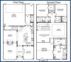 2 Story 4 Bedroom Floor Plans by 4 Bedroom House Plans Philippines Centerfordemocracy Org