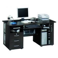 Best Computer Desk Design Inspiring Black Wood Computer Desk Best Home Decor Ideas With