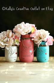 centerpieces for baby showers jar flower centerpieces for baby shower jar centerpieces