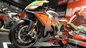 aprilia motocross bike aprilia rsv4 fw gp 250 hp factory works motogp derived bike for