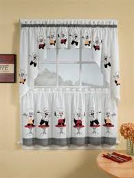 Tier Curtains Kitchen by Delicious Curtains Are A Complete Tier U0026 Swags Set Each Package