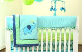 Green And White Crib Bedding All White Crib Bedding Sets Clothtap