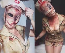 Silent Hill Halloween Costume 25 Creepy Costumes Ideas Horror Makeup