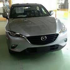 where does mazda come from new mazda cx 4 cx 6 or cx 7 spied undisguised