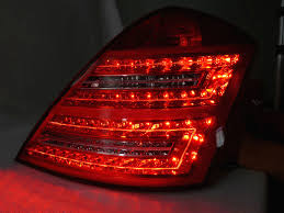 2010 s550 tail lights updated 2010 w221 taillights on older w221 page 12 mbworld org