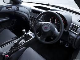 silver subaru wrx interior subaru impreza wrx sti cba grb r205