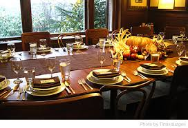 thanksgiving table settings for the ultimate meal