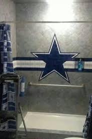 cowboy bathroom ideas dallas cowboys bathroom decor bathroom home designing