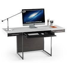 contemporary desks modern desks bdi format modern charcoal desk eurway