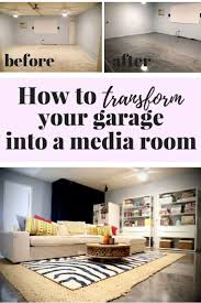 Convert Garage To Living Space by The 25 Best Garage Room Conversion Ideas On Pinterest Garage